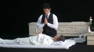 okuribito veillée de mort