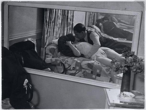Brassaï (dit), Halasz Gyula (1899-1984), Chez Suzy, rue Grégoire de Tours, vers 1932