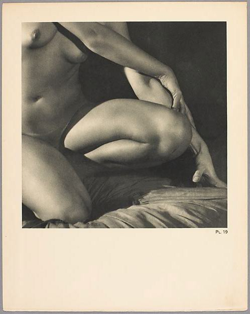 Maurice PILLARD-VERNEUIL. Etude de nu féminin, vers 1931.