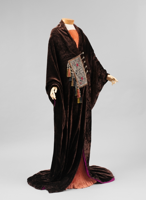 Manteau, 1919, Paul Poiret, MET