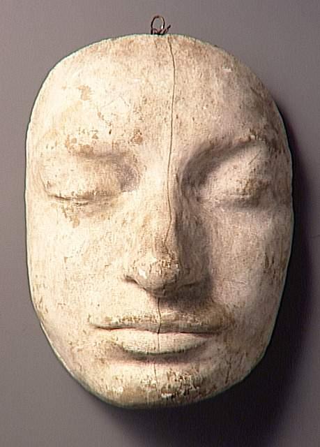 Masque de Jeanne de France, 1505, Louvre, Paris