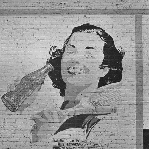 Publicité pour Coca Cola, 1960-1970, MET, NY