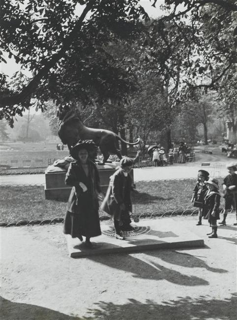 Orsay smokethorn - Jardin du luxembourg enfant ...