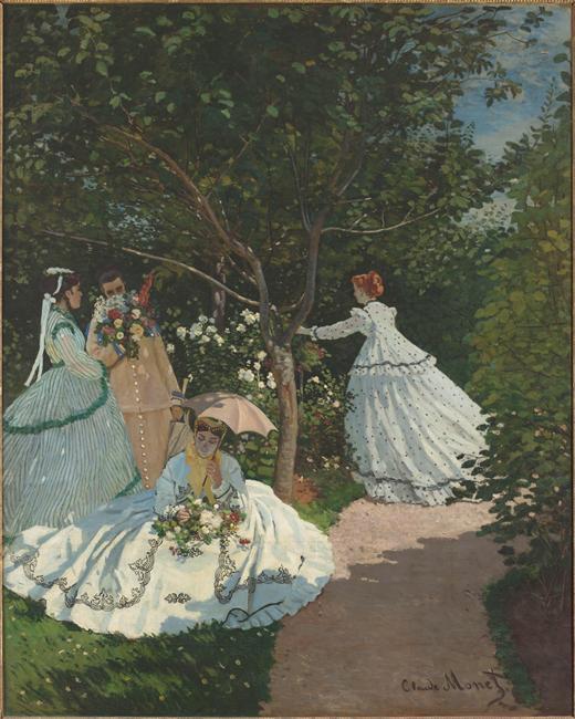 Lorsque mademoiselle m organise un concours smokethorn for Au jardin paris