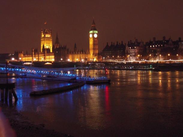 London_Londres_février 2011_Parlement