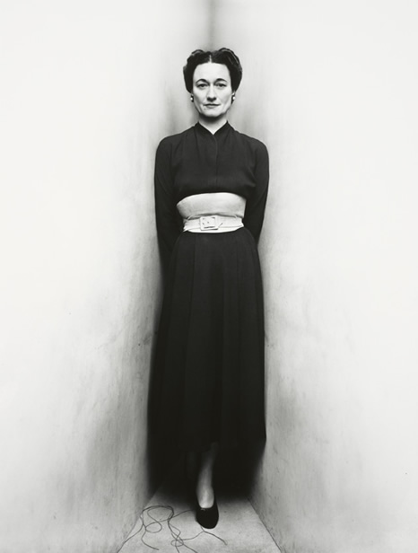 Irving Penn_wallis simpson_National Portrait Gallery_1948