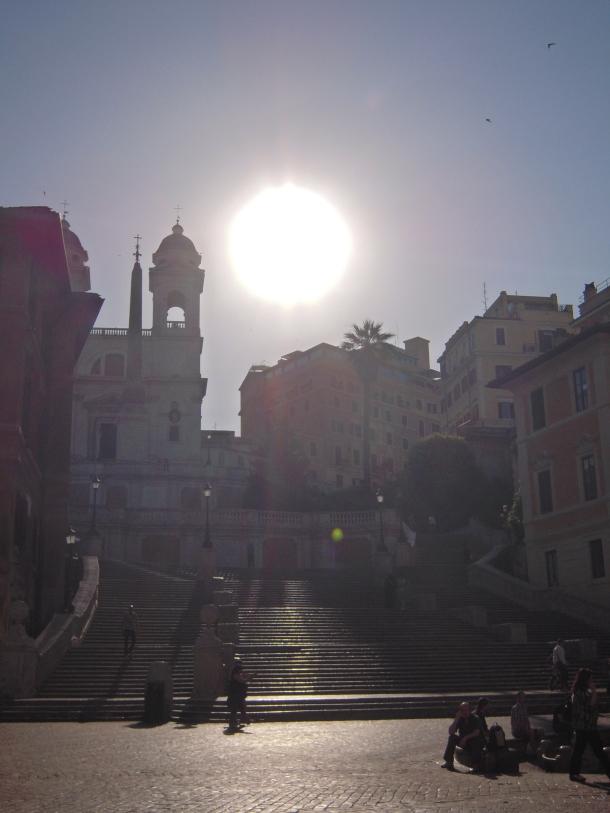 Rome_Trinité