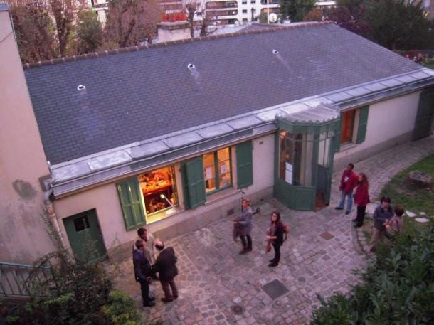 Maison de Balzac_Paris