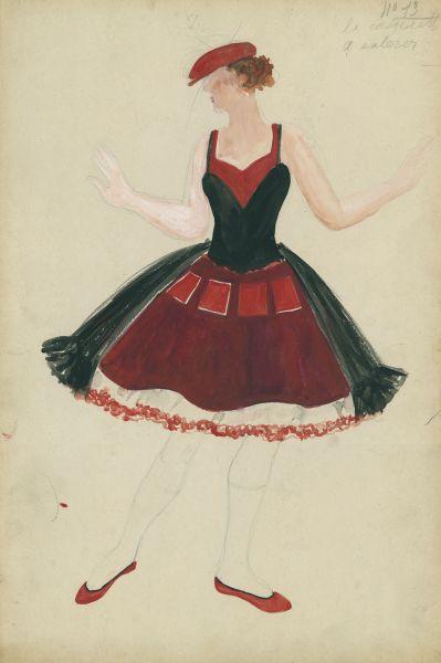 Natalia Gontcharova_1932