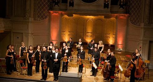 Orchestre de la Baule_salle Gaveau