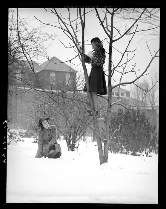 Campus views_Lafayette Studios_1940