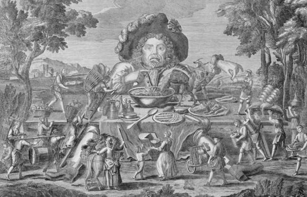 Gargantua_estampes_Château de Versailles